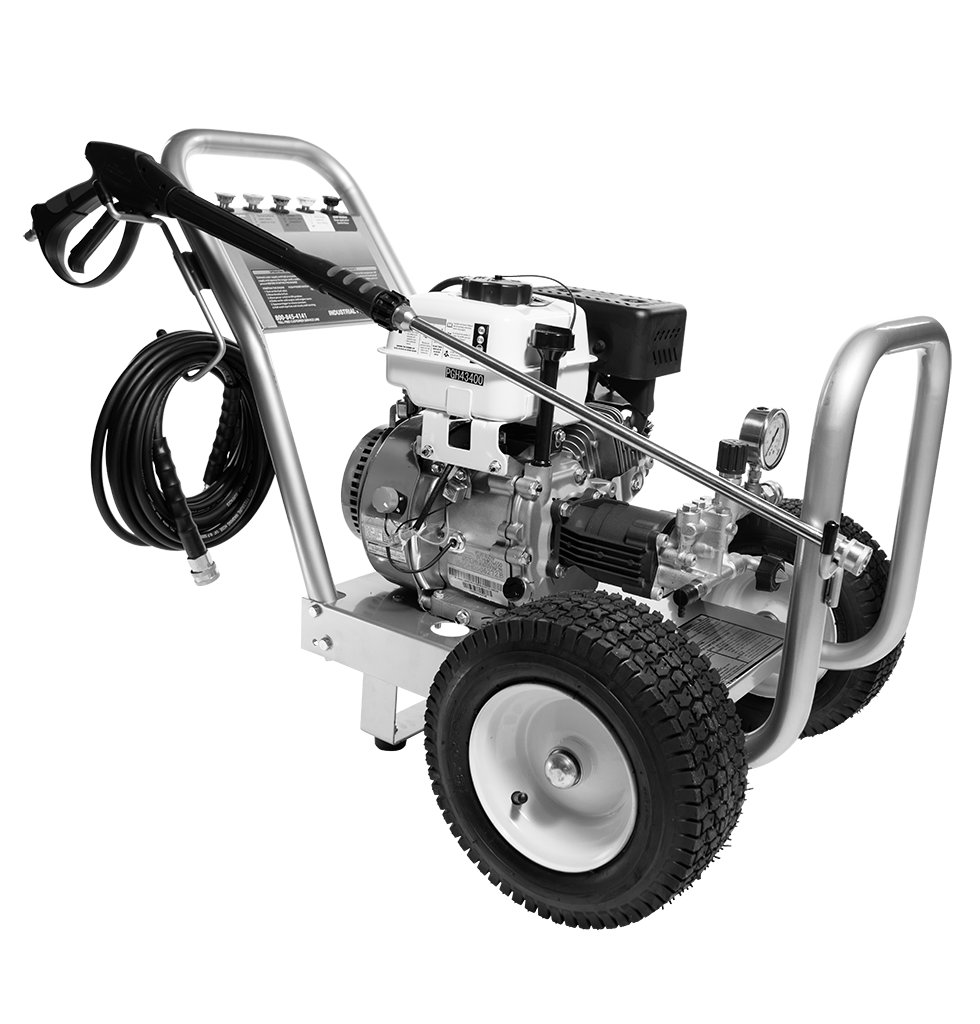 TPW3000 Pressure Washer (quick connect hose)
